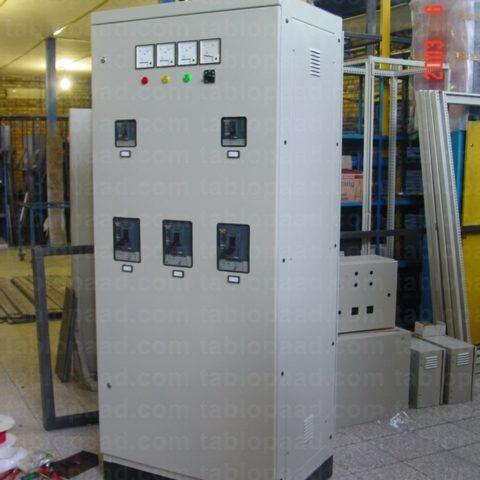 تابلو های برق پروژه همراه اول