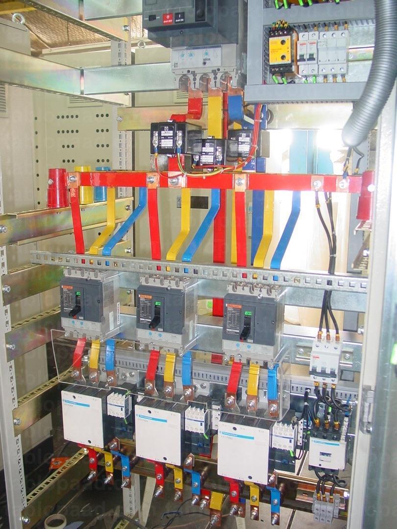 21 قطعه ای که در تابلو برق صنعتی باید بشناسیم